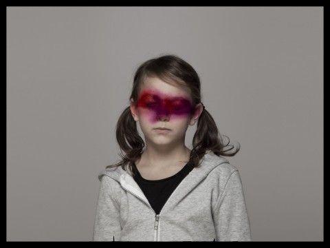 Bartholot photography, little girl surreal portrait