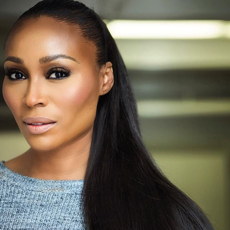 Cynthia Bailey Make Up Inspiration