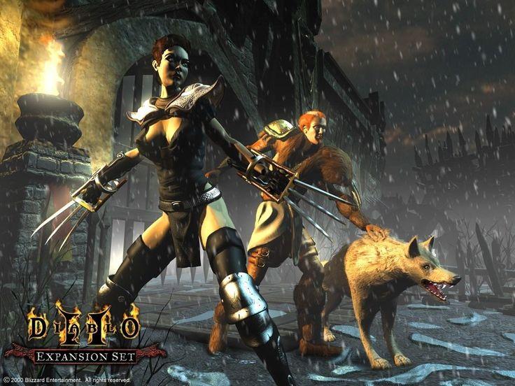 Diablo II Lord of Destruction (expasion set)