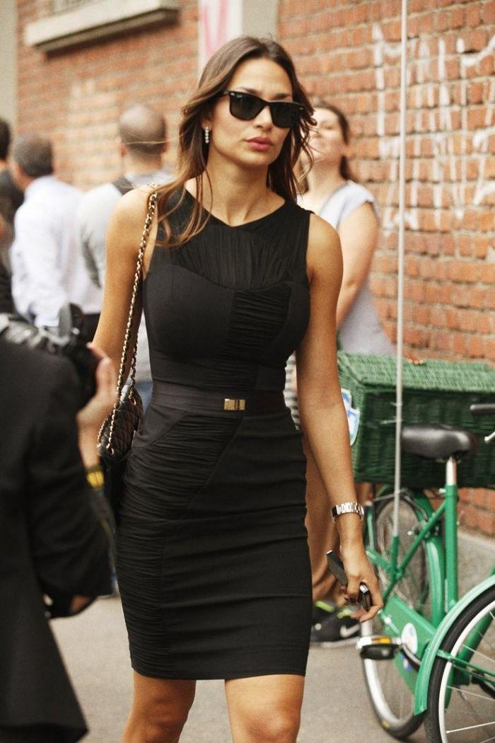 Little black dress  H-O-T, yet mysterious