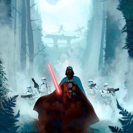 Darth Vader - bigtoe142@hotmail.com