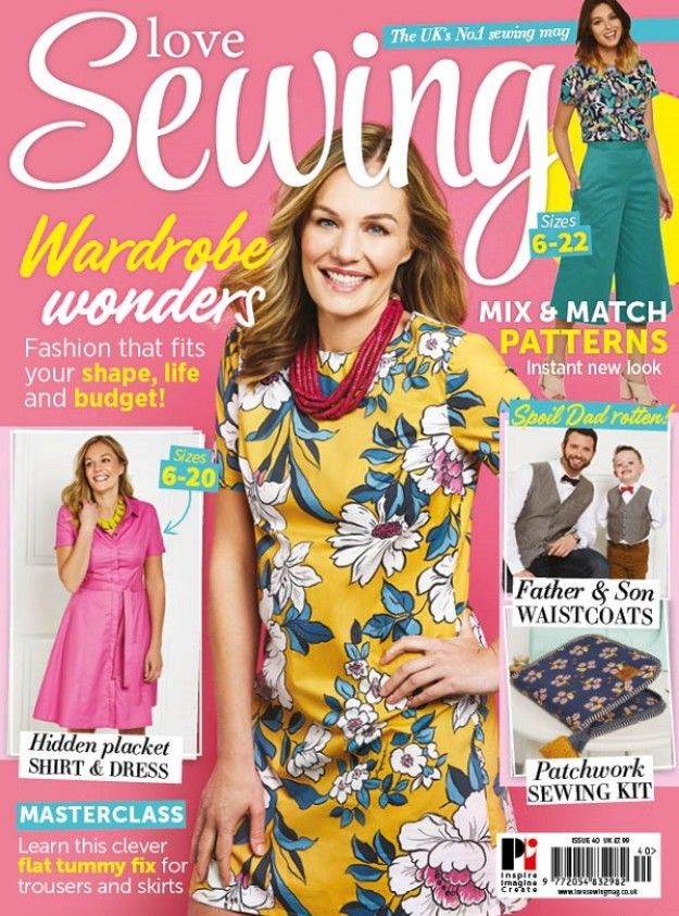 Love Sewing Issue 40!