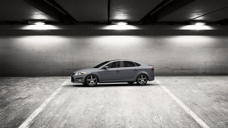 Checkout my tuning #Ford #Mondeo 2011 at 3DTuning #3dtuning #tuning
