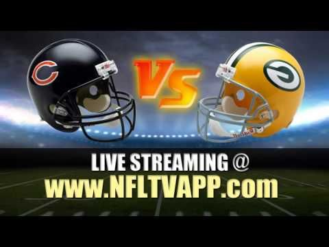 """Watch """"Live Stream"""" Chicago Bears vs Green Bay Packers Game Online"""