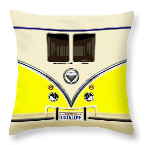 Yellow Teal Minibus Love Bug Availabe for @pointsalestore #PillowCase #PillowCover #CostumPillow #Cushion #CushionCase #PersonalizedPillow #funny #cute #fun #lol #veedub #golf #kombi #beetle #bus #camper #retro #splitwindow #van #vintage #lovebus