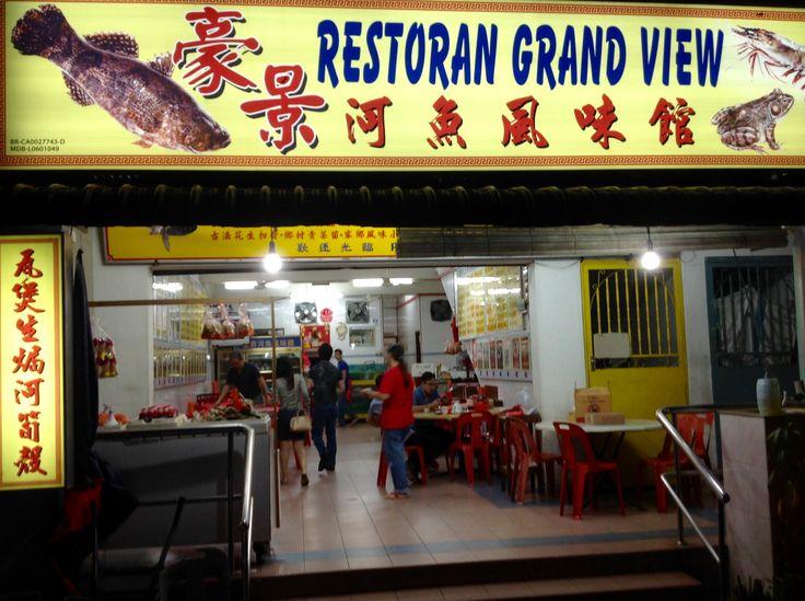 Restoran Grand View @ Bukit Tinggi