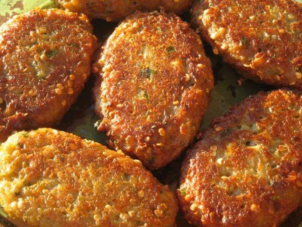 5 рецептов аппетитных котлет без мяса