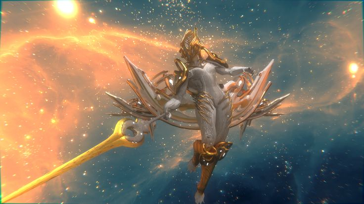 Logical Protocol-Warframe Fan Art-Valkyr Prime
