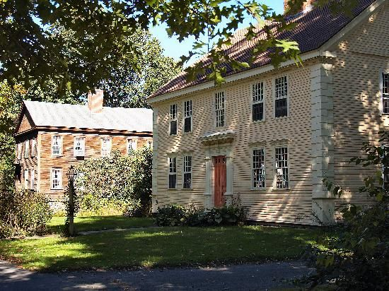 1000 images about historical dwellings places on for Classic house of pizza bolton ma