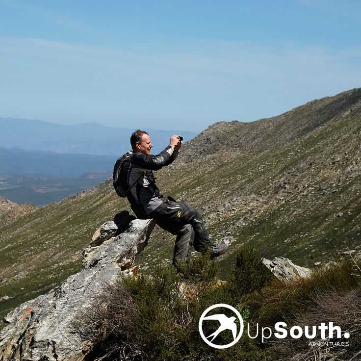 At the Top of Swartberg Pass! #advenuture #travel #mountains #southafrica