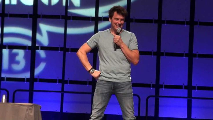 John Barrowman HD Sexxy Stripper Names Phoenix Comicon