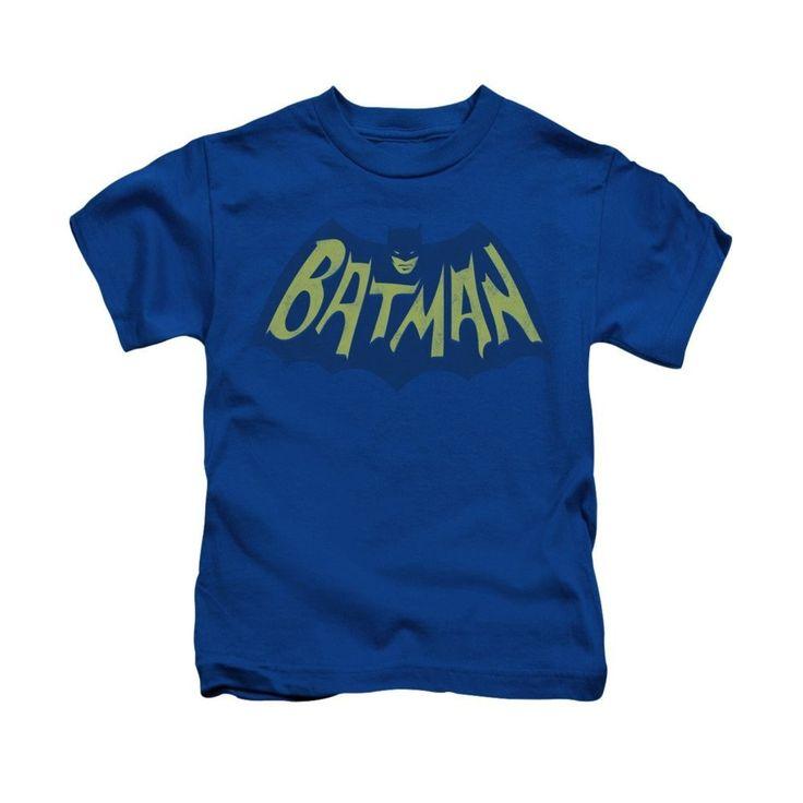 Batman - Show Bat Logo Kids T-Shirt