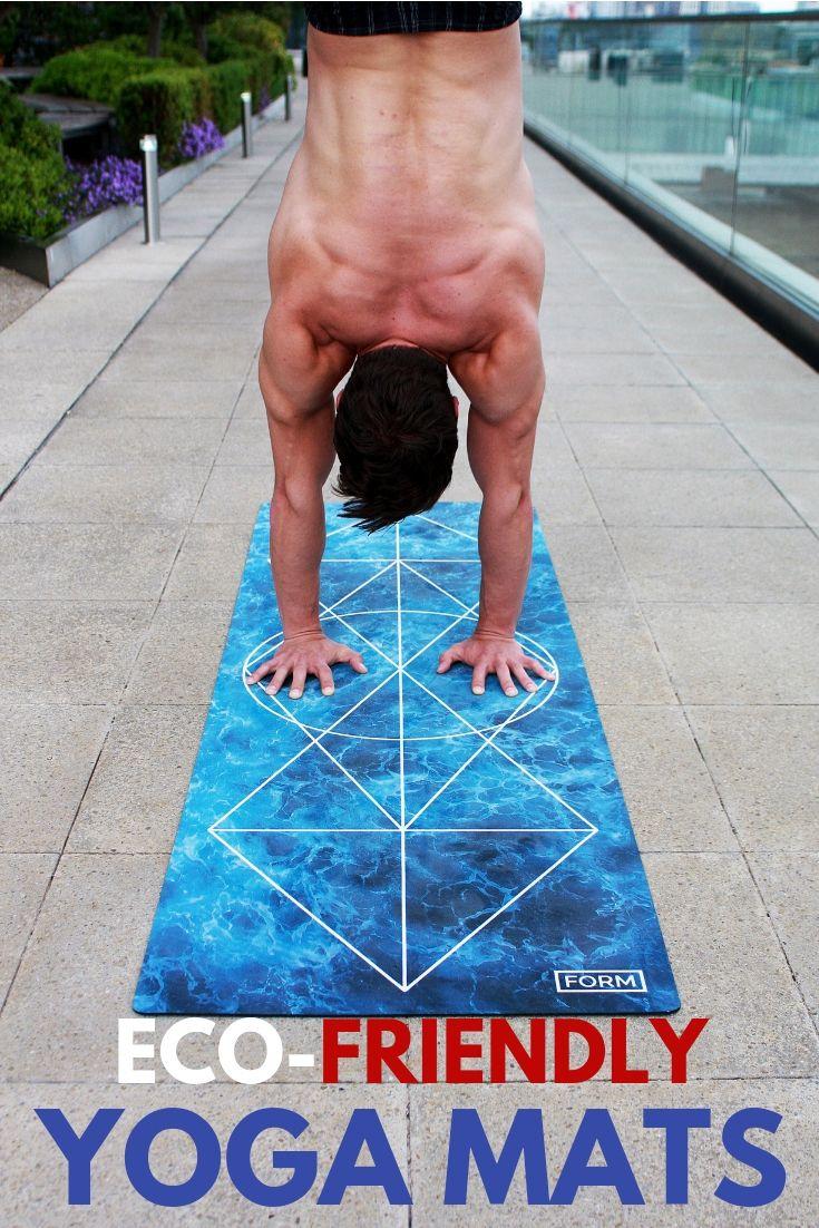 I migliori tappetini yoga ecologici