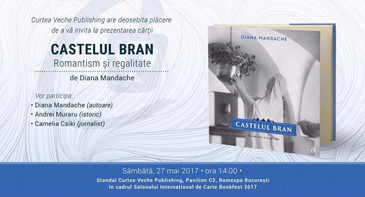 Invitatie Castelul Bran