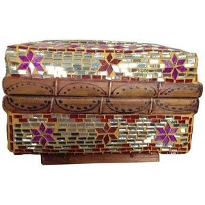 Pre-owned Balinese Offering Box