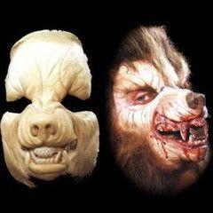 Werewolf Foam Latex Prosthetic | MostlyDead.com