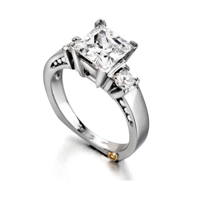 3 Ct Engagement Ring