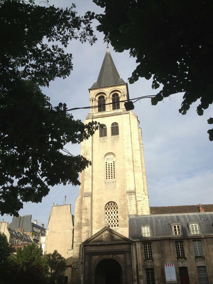St. Michel Paris quartier Latin
