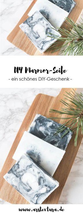 DIY Seife selber machen – DIY Geschenk