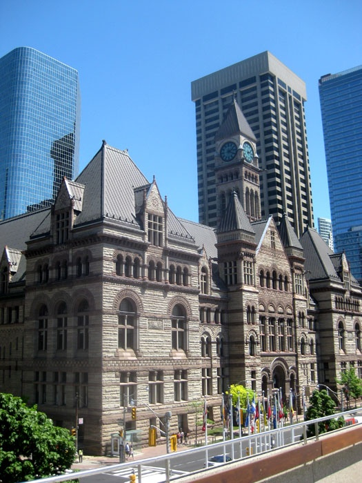 Old City Hall today