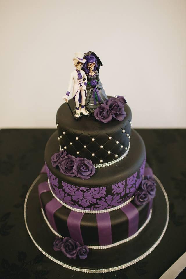 Halloween Cake Decorations Au : Best 25+ Halloween wedding cakes ideas on Pinterest ...