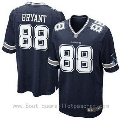 Maillot NFL Dallas Cowboys Bryant #88 Noir 34,99€