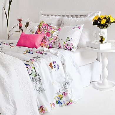 zara home! I can't think of anything more beautiful for the bedroom, perfection!!!