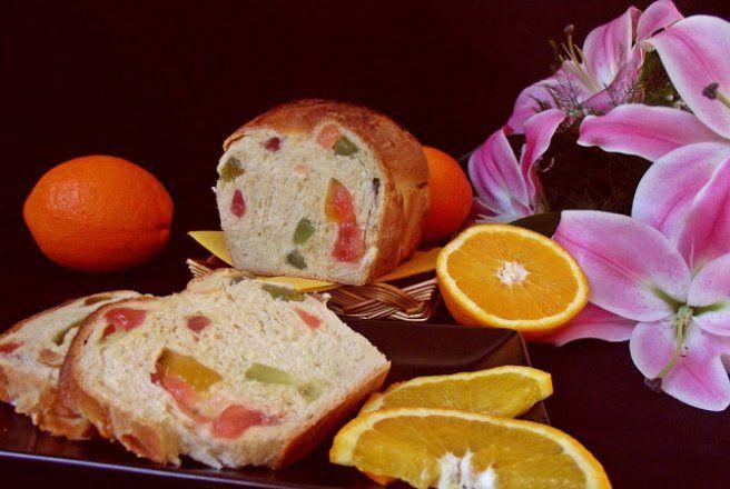 Retete Culinare - Cozonac cu rahat,de post
