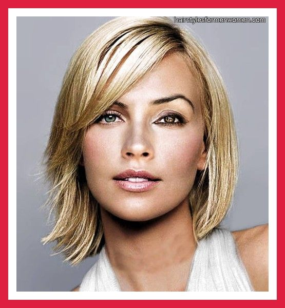 short purple hairstyles : Hairstyles For Plump Faces Short Necks Leaftv hairstylegalleries.com