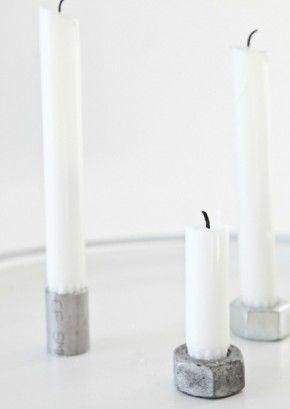 Kaarsen standaard