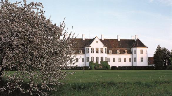 Frederiksdal Gods   Visitlolland-falster