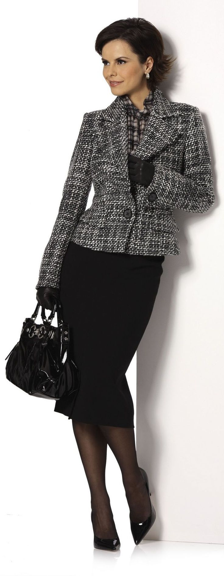 Business Suits Executive Bosslady Leader Power Suit The Beauty And Classic Elegance Of