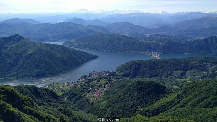 Ticino and the passage to the Alps were strategically important in Swiss military history (Credit: Credit: Billie Cohen)
