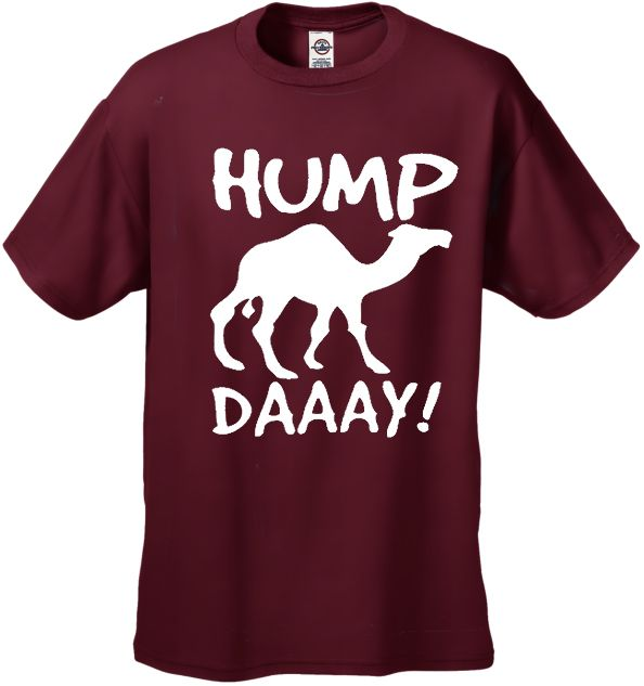 Hump Day Camel T-Shirt...Must. Have. This!!