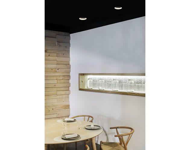 proyecto iluminacion restaurante gran azul