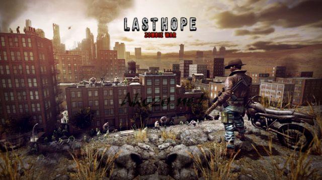 Download Last Hope Sniper - Zombie War Mod Apk