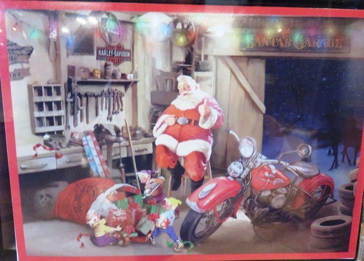 Harley-Davidson Christmas Cards