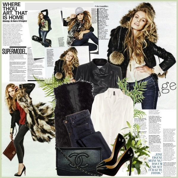 """""""448. Model Style: Jana Beller (Germany's Next Topmodel)"""" by chocolatepumma on Polyvore"""