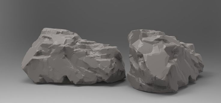 Rock sculpt., Damian Kijowski on ArtStation at https://www.artstation.com/artwork/rock-sculpt-836b6d96-1237-4993-9e10-be09cddfe567