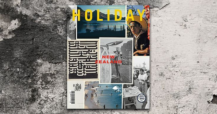 Holiday Magazine Issue 383 (Spring/Summer 2019) is out now. After the pristine h…