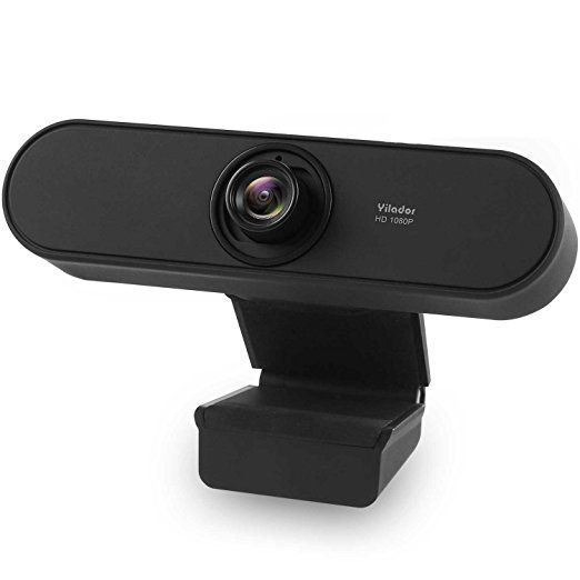 Yilador Yl450 Webcam 1080p Full Hd With Noise Cancelling Microphone High Definition Web Camera Skye Webcams Wide Angle For Pc Computer Lat Webcams Pc Co