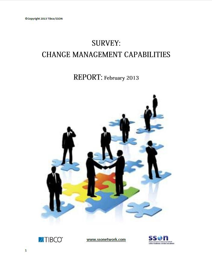 Change Management: How Ready Are We?