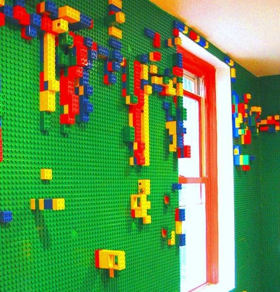 Can you imagine the hours of fun that could be had in this lego room?!: Ideas, Lego Rooms, My Boys, Plays Rooms, Boys Rooms, Kid Rooms, Playrooms, Lego Wall, Kids Rooms