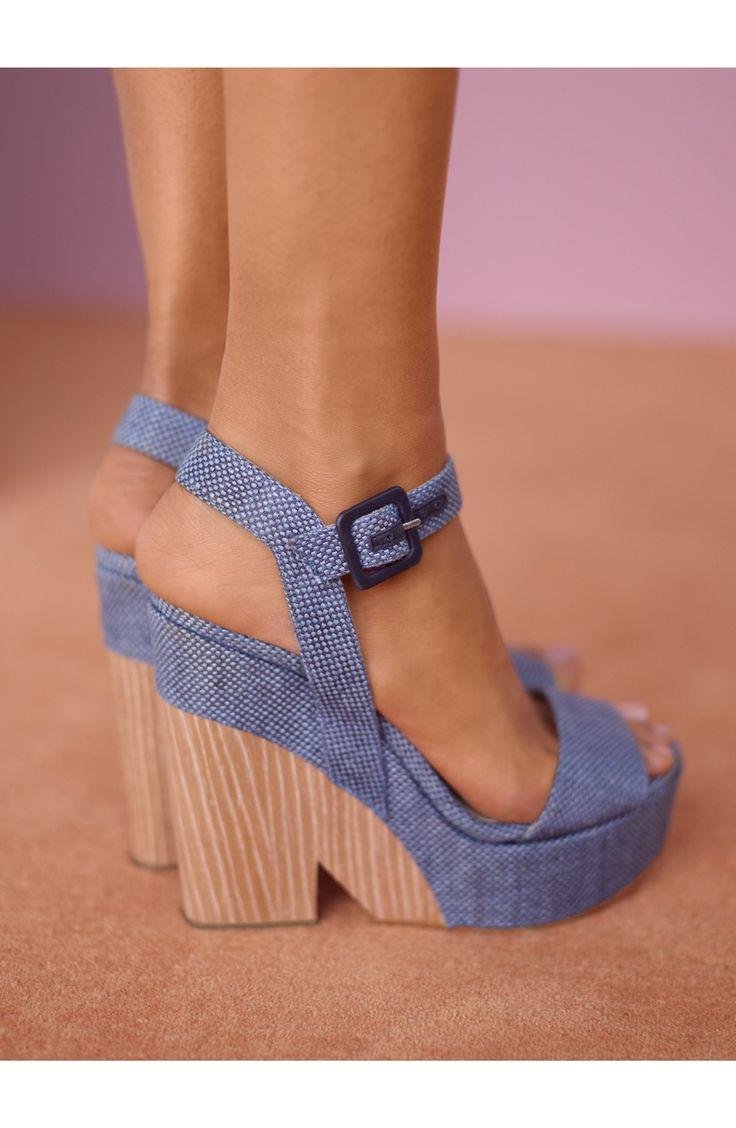 Jimmy Choo 'Nico' Wedge Sandal (Women)