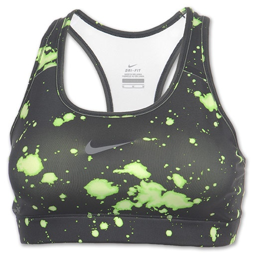 Great Nike bra for working out. No uniboob with this one ladies.