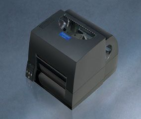 CITIZEN CL-S621 TT PRINTER (USB/Serial), GREY @Spec Systems -  The powerful CL-S621 offers unparalleled versatility in the desktop thermal printer class. Printing in both direct thermal and thermal transfer modes, the CL-S621 features a 360-meter ribbon for greater productivity and reduced downtime.