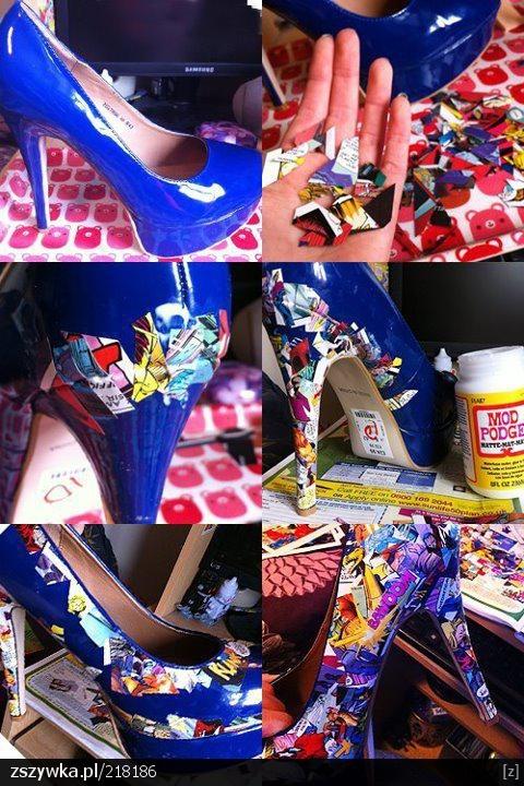 18 best diy shoe ideas images on pinterest diy shoe bricolage and diy comic strip high heels fashion heels high heels diy craft crafts easy crafts diy ideas diy crafts do it yourself easy diy diy tips diy craft ideas diy solutioingenieria Gallery