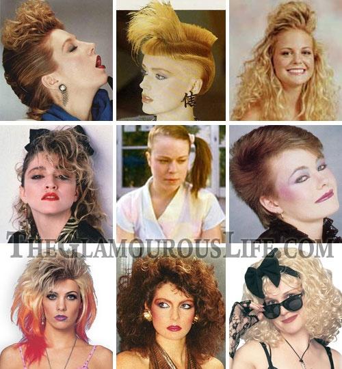 Fine 1000 Ideas About 80S Hairstyles On Pinterest 80S Hair 80S Short Hairstyles Gunalazisus