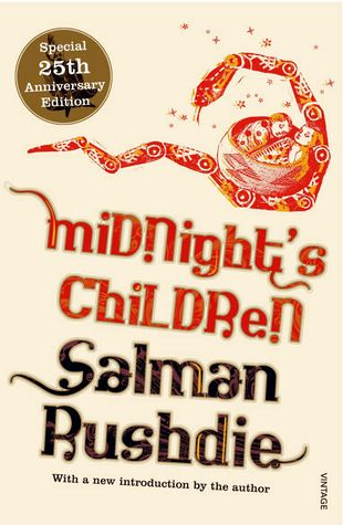 FBF: Midnight's Children by Salman Rushdie