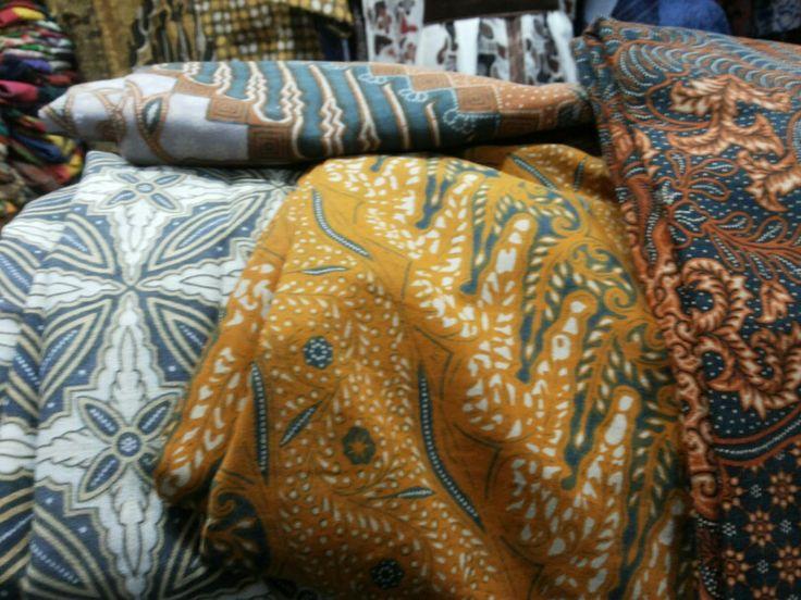 Classical batik, Yogyakarta